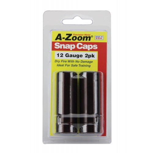 A-Zoom Precision Metal Safety Snap Caps