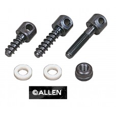 Allen Sling Swivel Mounting Set Fits Most Bolt Action Rifles Screw Kit