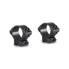 Hawke Sport Optics, Match Mounts, 2 Piece, 30mm, Medium, Double Screw