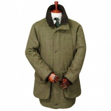 Laksen Dorset Roxbury Tweed Coat