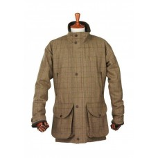 Laksen Esk Wingfield Tweed Coat