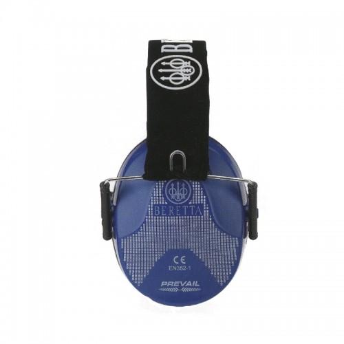 Beretta Prevail Folding Earmuffs Blue