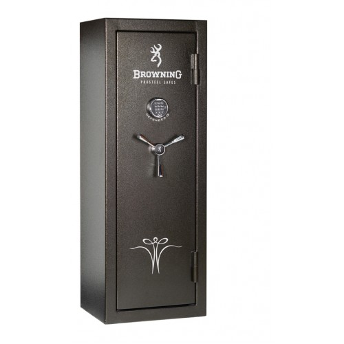 Browning Pro Steel Defender 10 Gun Safe
