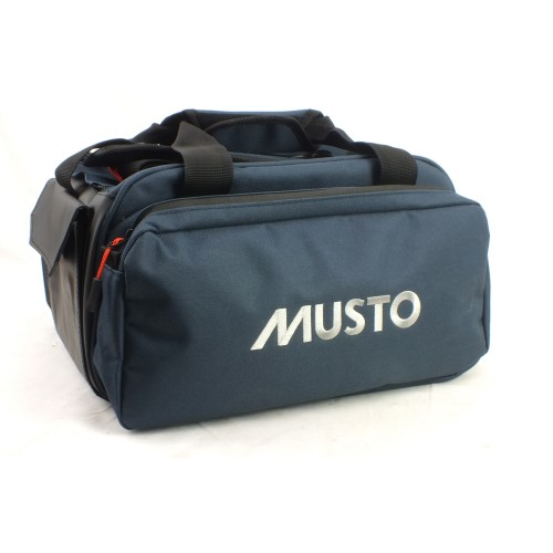 Musto Canvas Range Bag - True Navy