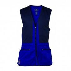 Beretta GT40 Blue Trap Shooting Vest