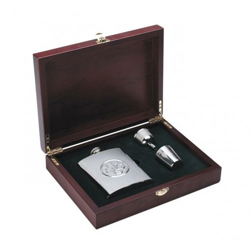 Beretta Hip Flask And Shooting Cup Set