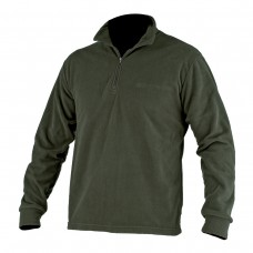 Beretta Light Fleece 1/2 Zip Green Leaf