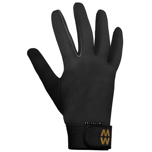 MacWet Climatec Long Gloves - Black UNISEX