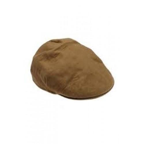 Laksen Broadland Moleskin Bronze Balmoral Cap