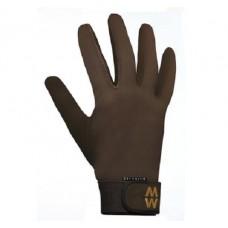 MacWet Climatec Long Gloves - Brown UNISEX