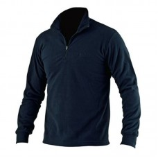 Beretta Light Fleece 1/2 Zip Blue total eclipse
