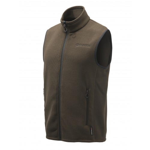 Beretta Polartec B-Active Vest - Choclate Brown