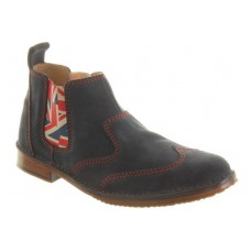 CHATHAM Ranger Country Union Jack Chelsea Boot