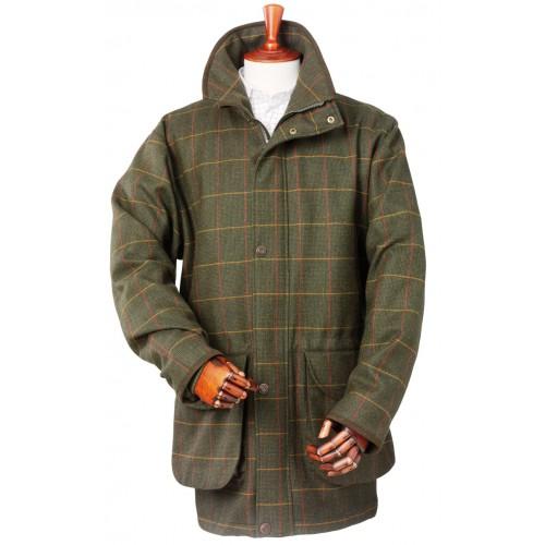 Laksen Tarland Tweed Shooting Coat