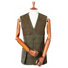 Laksen Tarland Tweed Shooting Vest