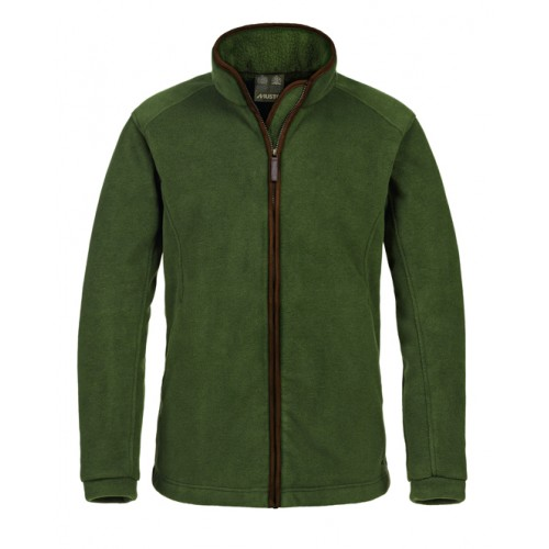 Musto Melford Fleece Jacket Dark Moss