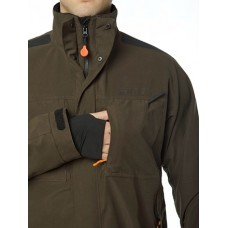 Beretta Brown Bear Jacket Green