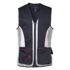 Beretta GT30 Silver Pigeon Navy/White Shooting Vest