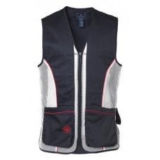 Beretta GT30 Silver Pigeon Navy/White Shooting Vest