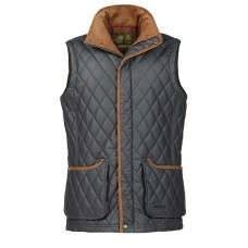 Musto Cotswold Quilted Gilet Black