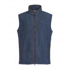 Musto Glemsford Fleece Gilet True Navy