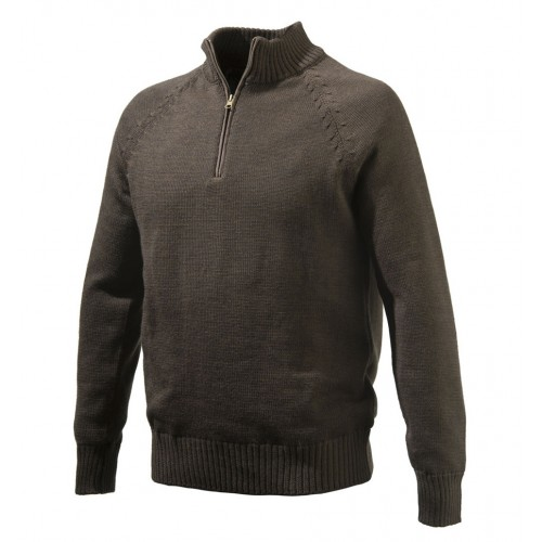 Beretta Technowind shield 1/2 Zip Sweater