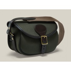 Croots Rosedale Canvas Loden Green Cartridge Bag 100