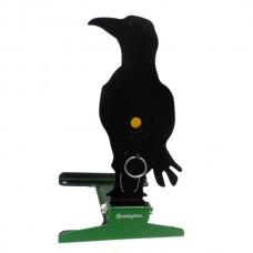 Remington Free Standing Folding Silhouette Knockdown Target - Crow