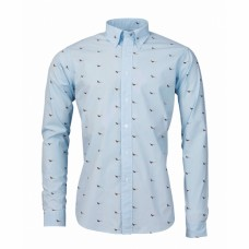 Laksen Fasante Shirt- Light Blue