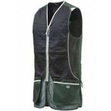 Beretta Silver Pigeon Hunter Green & Jet Black shooting vest