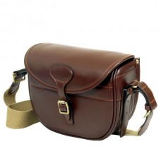 Guardian Canterbury Cartridge Bag (Chestnut Leather)