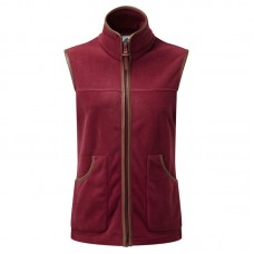 Shooterking Performance Gilet (Women's) - Bordeaux