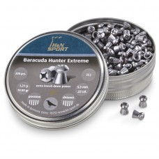 H&N Baracuda Hunter Extreme .22 Pellets