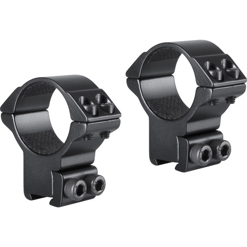Hawke Sport Optics 2-Piece 30mm Match Mount for 9-11mm Rails (High)