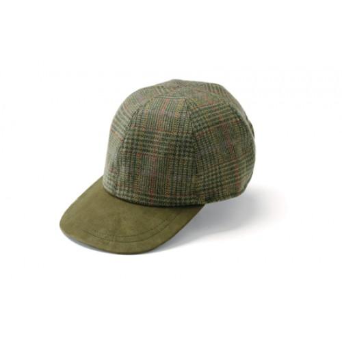 Laksen Bruar Tweed Cap