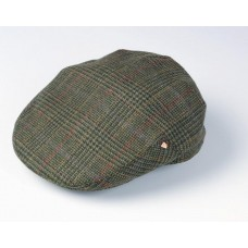 Laksen Bruar Tweed sixpence Flatcap