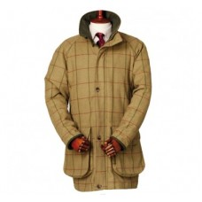Laksen Glennan Tweed Coat