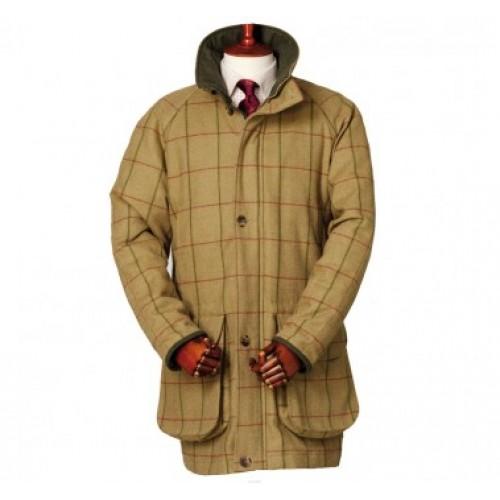 Laksen Glennan Tweed Coat