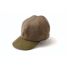 Laksen Moy Tweed Baseball Cap