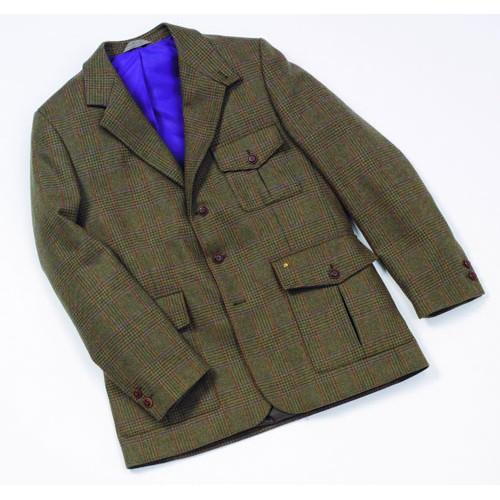 Laksen Moy Tweed Sports Jacket