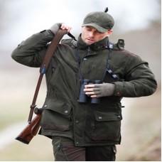 Laksen Muflon Shooting Jacket With Detachable Waistcoat