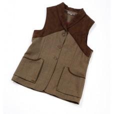 Laksen Teviot Tweed Vest