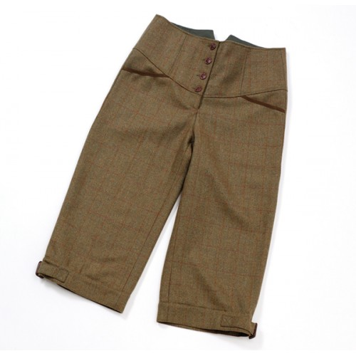 Laksen Teviot Tweed Ladies Breeks