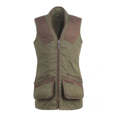 Musto Ladies Moss Clay Shooting Vest
