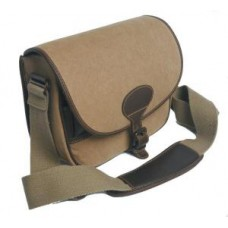 Musto Leather Canvas Cartridge Bag