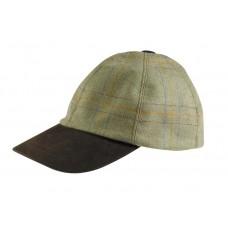 Musto Lorne Tweed Baseball Cap