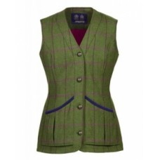 Musto Stretch Technical Tweed Waistcoat Ismay