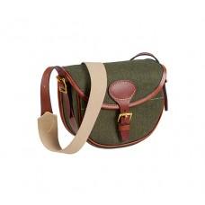 Musto Tweed/Leather Cartridge Bag