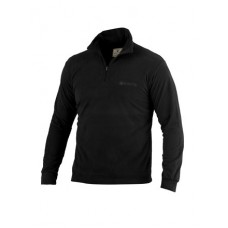 Beretta Light Fleece 1/2 Zip Black