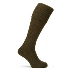 Pennine Gamekeeper Shooting Socks - Greenacre